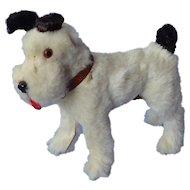 """Fur Fox terrier Fripon salon dog French fashion doll Germany 3"""""""