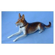 1920s German Shepherd Alsatian  Gotha Pfeffer Germany 9""