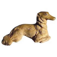 1930 Hubley Borzoi cast iron dog