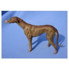 "Whippet  Italian Greyhound dog Heyde Germany 5"""