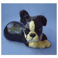 """1940s French Bulldog Jan Allan 5"""""""