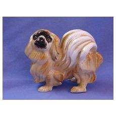 """Hutschenreuther jhr Pekingese  4"""" dog"""