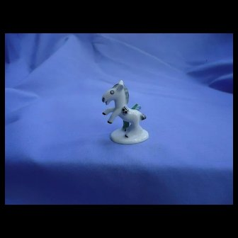MO circus pony Metzler Ortloff Germany Bosse place card holder