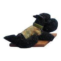 "Scottish Terrier salon dog Bru Kestner Jumeau fashion doll companion Austria 3"""