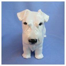 "1940 Sealyham  Cesky Terrier Gotha Pfeffer Germany 8"" dog"