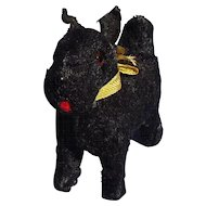1940s Scottish terrier salon dog French fashion doll USZ Germany 3""