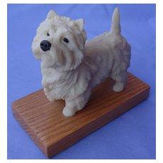 West Highland terrier Ralph Massey LE28/150