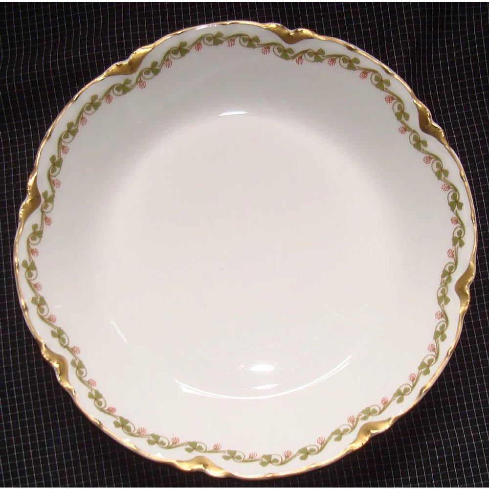 Limoges China Patterns Gold Trim
