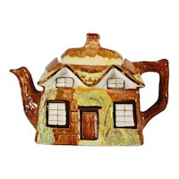 Price Kensington Cottage Ware Teapot Vintage English Pottery Ye Olde Cottage