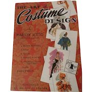 Fashion Design Book, The Art of Costume Design
