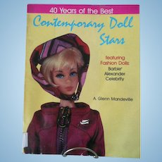 Book 40 Years of the Best Contemporary Doll Stars