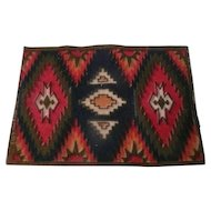 Native American Style Doll House Rug