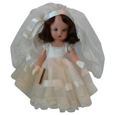 Nancy Ann First Communion Doll