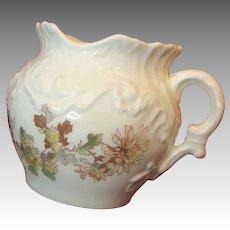 Art Nouveau LIMOGES Floral Table or Tea WASTE POT Cache c.1892