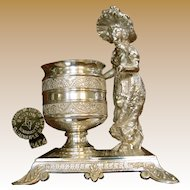 J.W.Tufts Kate Greenway, Hors d'oeuvres Pick or Toothpick Urn c.1880's