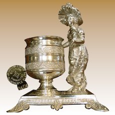 James Tufts, Kate Greenway Hors d'oeuvres Pick or Toothpick Urn c.1880's