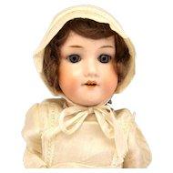 Antique Armand Marseille 390 Bisque Doll Crier All Original
