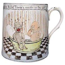 Child's Historical Mug  ~  Whistling Rufus 1890