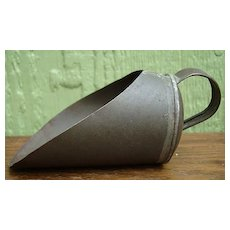 Antique Civil War Era Grain Scoop Shovel 1860
