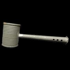 Civil War Tin Whistle Rattle 1860