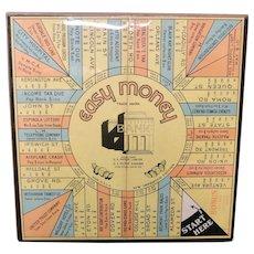 BANKING ~ Easy Money $$ Game ~ 1935