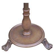 Beautiful Bronze Floor Lamp