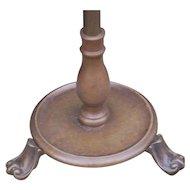 Beautiful Bronze Floor Lamp