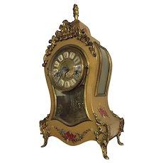 Vintage Boulle Bracket Clock