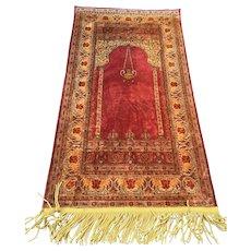 Wall carpet Arabic design