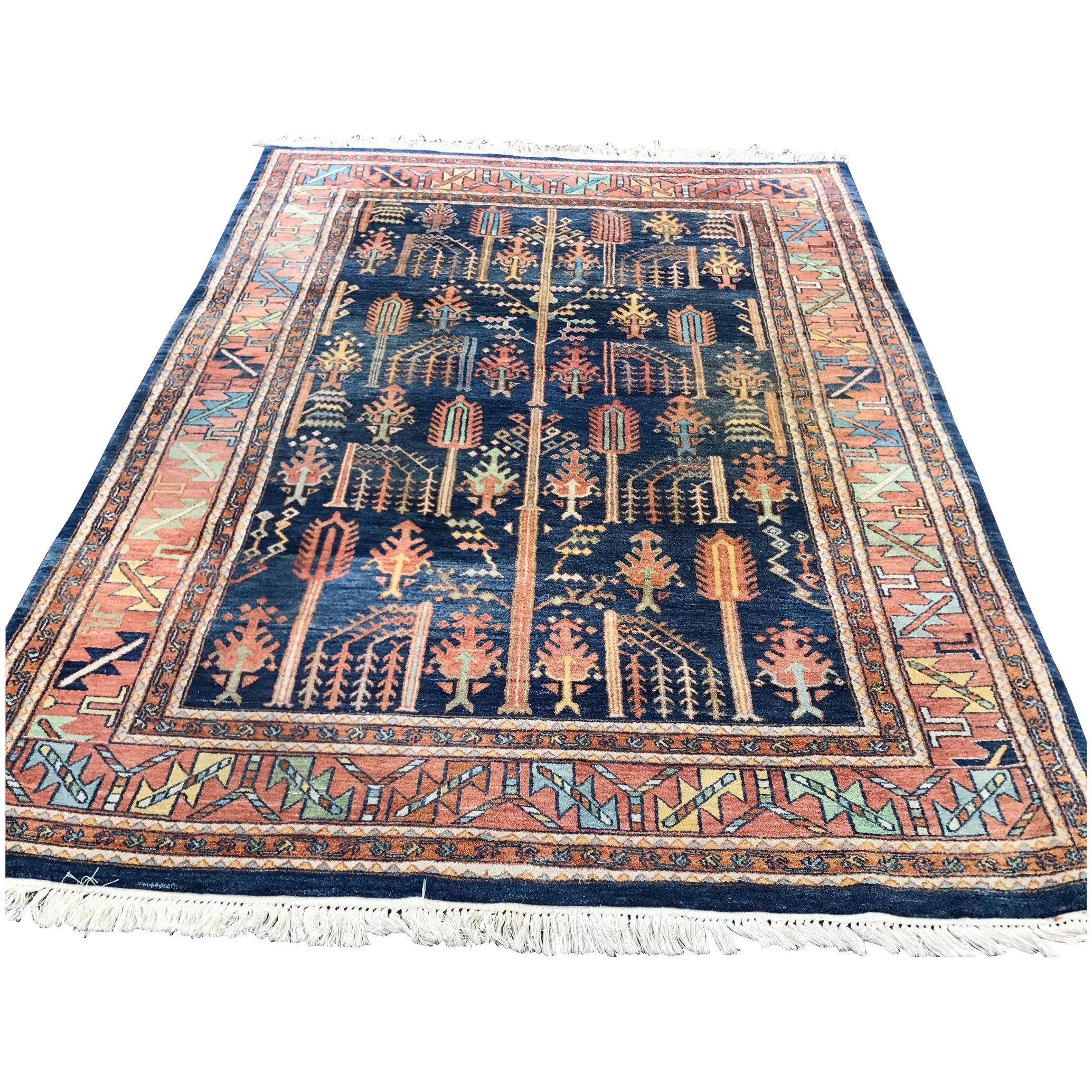Good Size Hand-Knotted Oriental Carpet