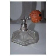 Vintage Crystal Perfume Bottles