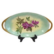Haviland Limoges Oval Bread Tray