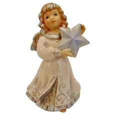 Goebel Wish Upon A Star Annual Angel 2000 Figurine