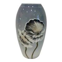 Beautiful Vintage Bing & Grondahl Iris Vase