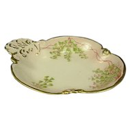 GDA Limoges Porcelain Shell Serving Dish