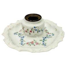 Antique 1896 T&V Limoges Inkwell