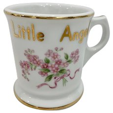 Occupied Japan Child's Cup For A Little Angel