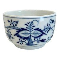 Meissen Blue Onion Bowl