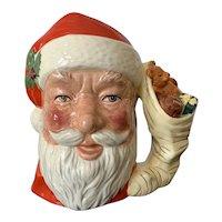 Royal Doulton 1983 Santa Claus Mug
