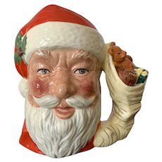 Royal Doulton 1983 Santa Claus Mug