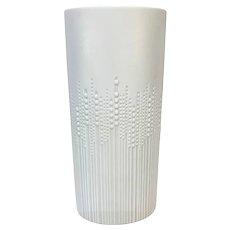 Mid Century Rosenthal Pearl Drop Vase Tapio Wirkkala
