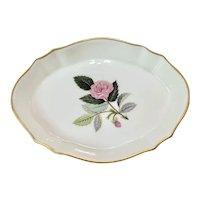 Wedgwood Porcelain Hathaway Rose Trinket Dish