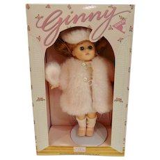 Vintage 1984 Ginny Doll Winter Fantasy