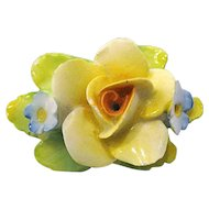 Artone England Bone China Flowers Brooch