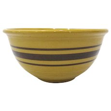 """Signed Weller Pottery 8"""" Mixing Bowl"""