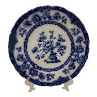 Antique Staffordshire Large Platter Pekin by Albert E Jones