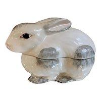 Vintage Mottahedeh Bunny Rabbit Box