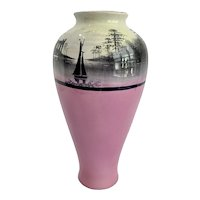Shaw & Copestake Art Deco Vase
