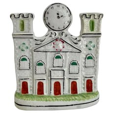 Victorian Castle and Clock Mantle Fairing