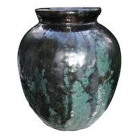 Rare Smithfield North Carolina Pottery Vase